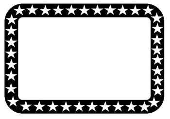 Borders Clipart Black And White