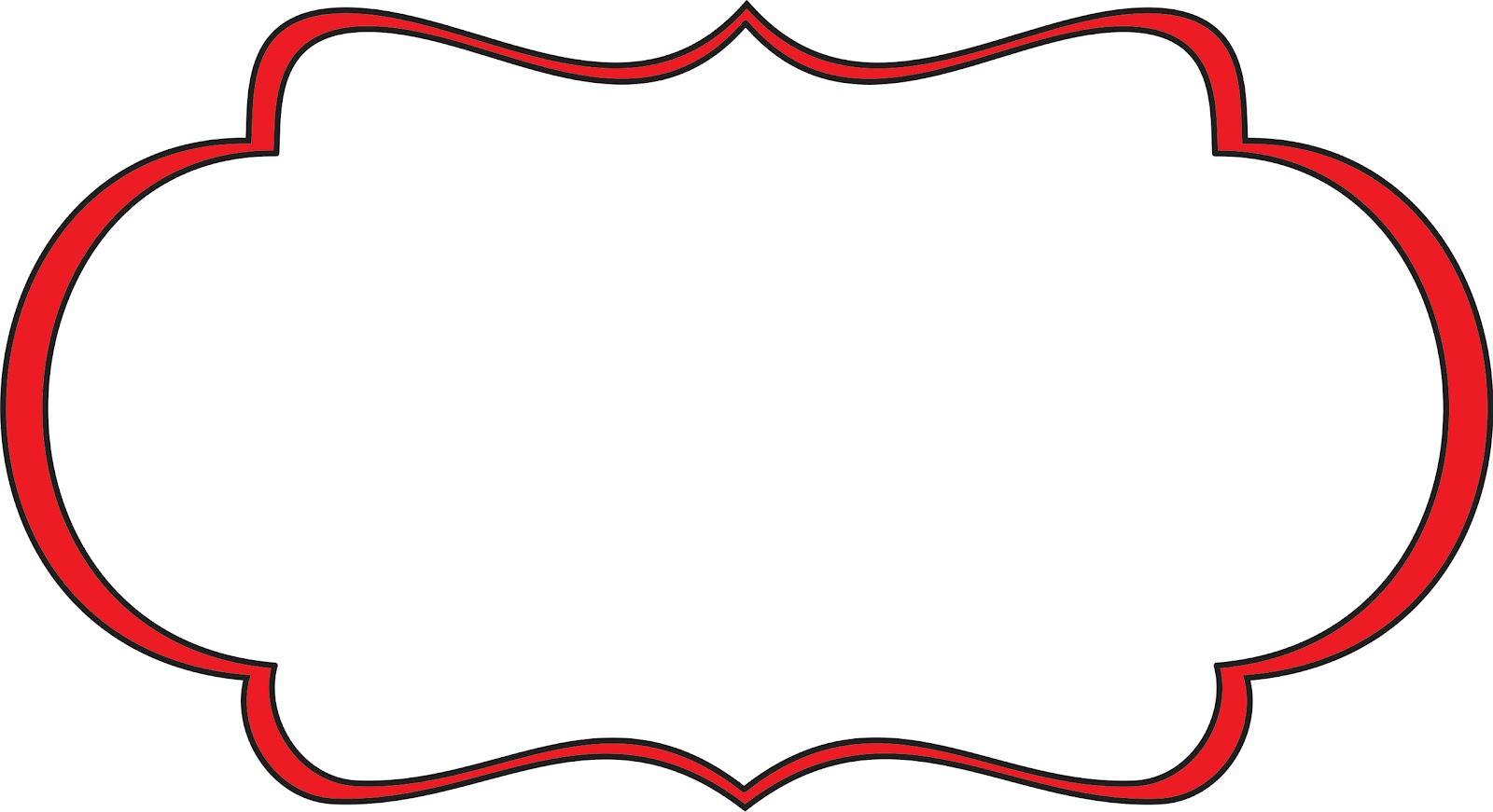 1600x871 February Borders Clipart