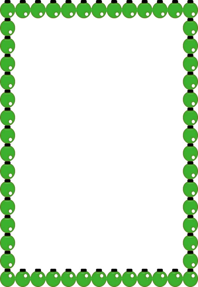 642x930 Free Christmas Borders Cliparts 5