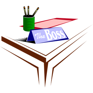 300x300 The Boss Clipart, Cliparts Of The Boss Free Download (Wmf, Eps