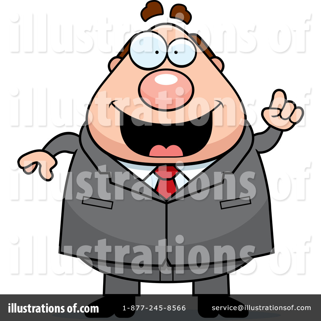 1024x1024 Boss Clipart Clip Art Of An Angry Boss Looking Over Employees