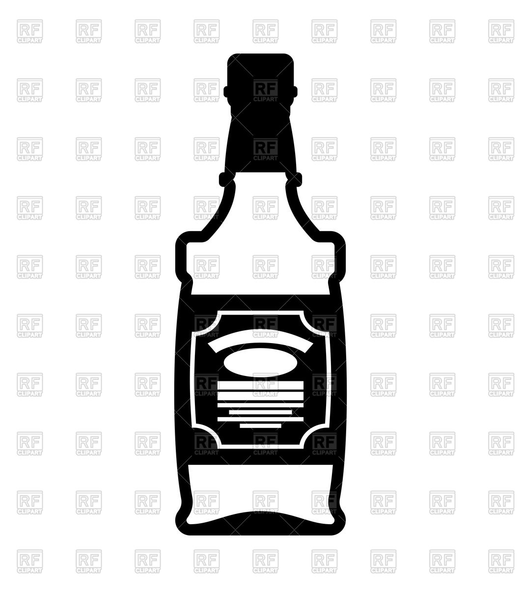 Collection Of Whiskey Clipart
