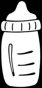 141x295 Milk Bottle Clip Art