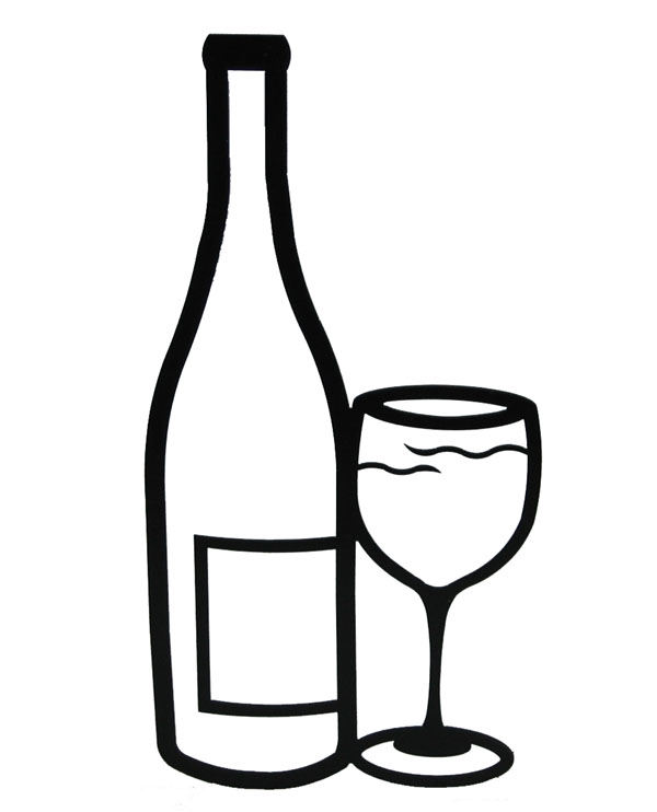 600x742 Wine Bottle Clipart Kid 2
