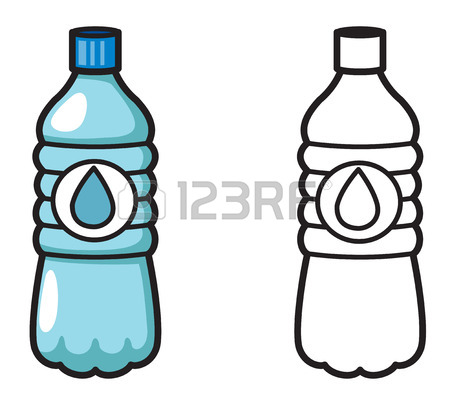 Bottled Water Images Clipart