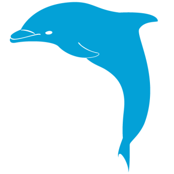 340x340 Top Dolphin Clip Art Free Clipart Image 2