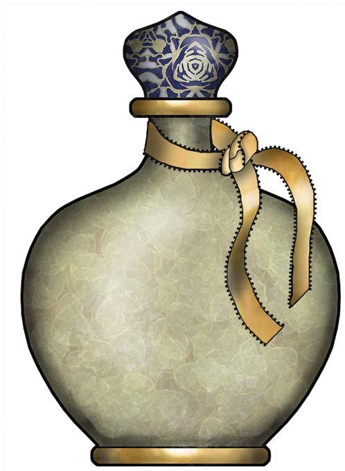 Bottles Clipart