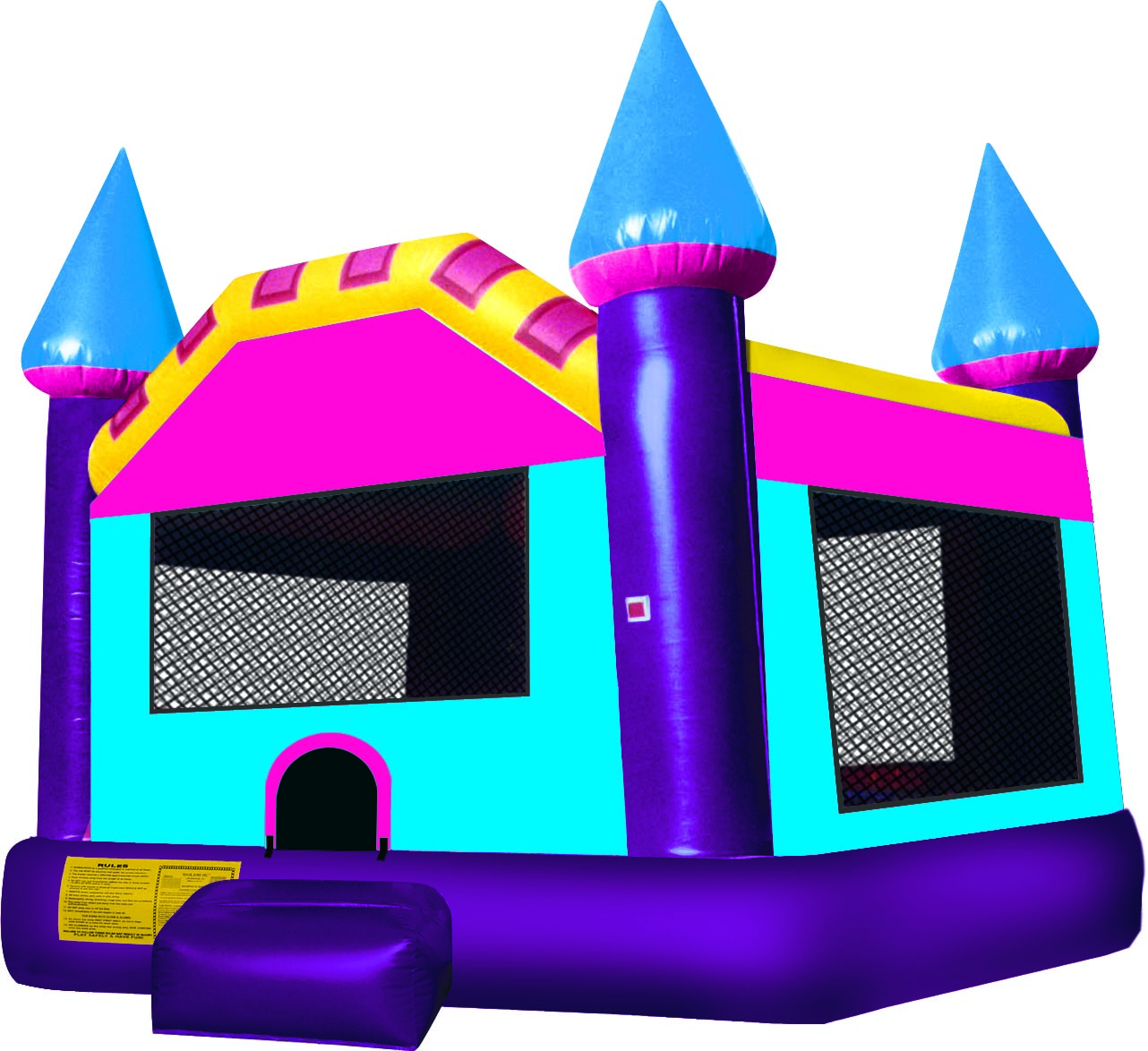 1282x1174 Bounce Houses, Water Slide Inflatables, Party Fun Greenville Sc By