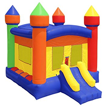 355x355 Inflatable Hq Commercial Grade Bounce House 100% Pvc