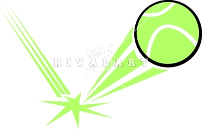400x256 Tennis Ball Clipart Bouncy