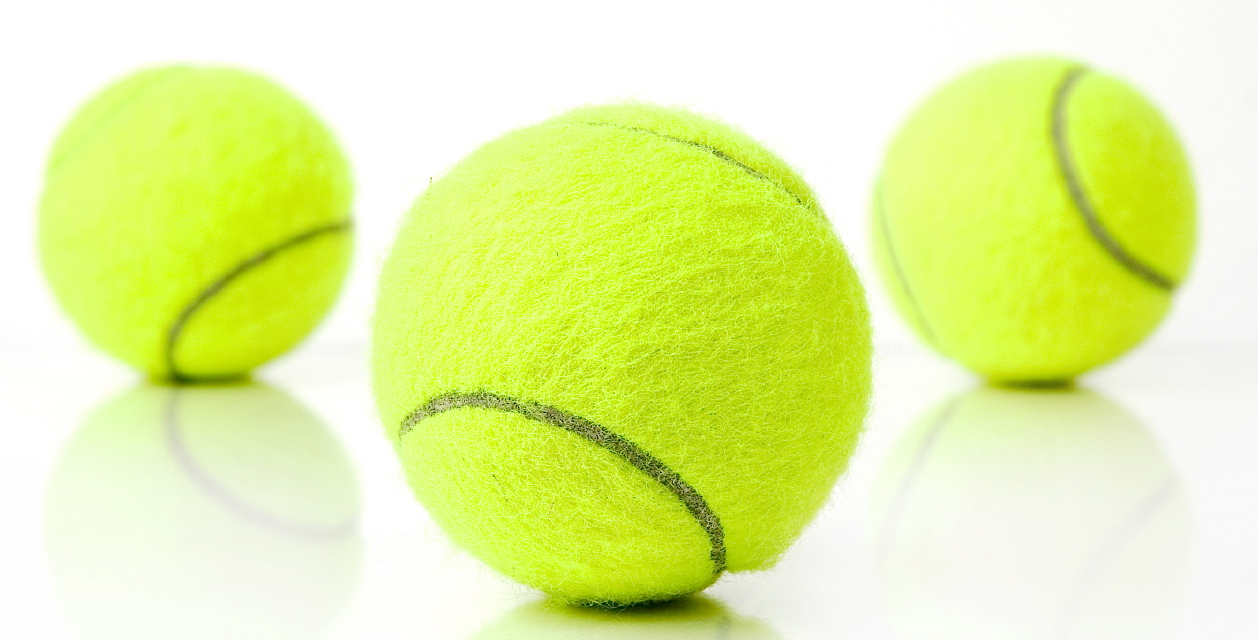 1258x640 Tennis Ball Picture Clipart 2