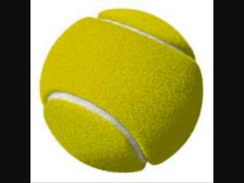 480x360 Bouncing A Tennis Ball Sound Effect On Concreat