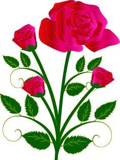 236x314 Roses Rose Bouquet Cartoon Clipart Clipart Kid Rosa