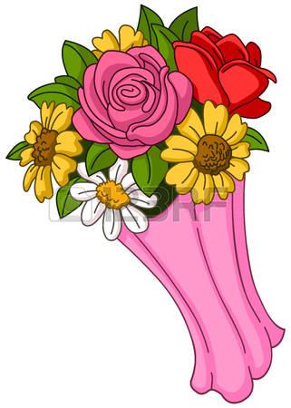 321x450 Bouquet Clipart Cartoon