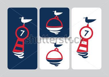 379x268 Sea Buoy Clipart