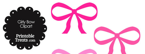 Bow Clipart Free
