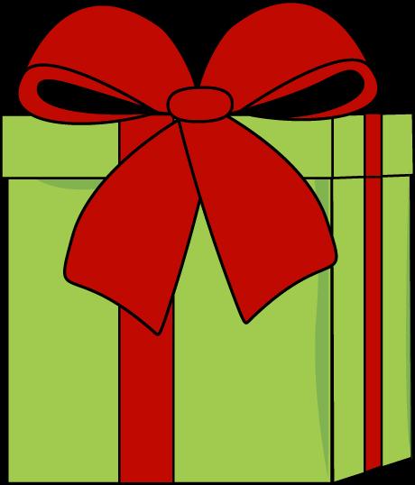 460x538 Christmas Bow Clipart
