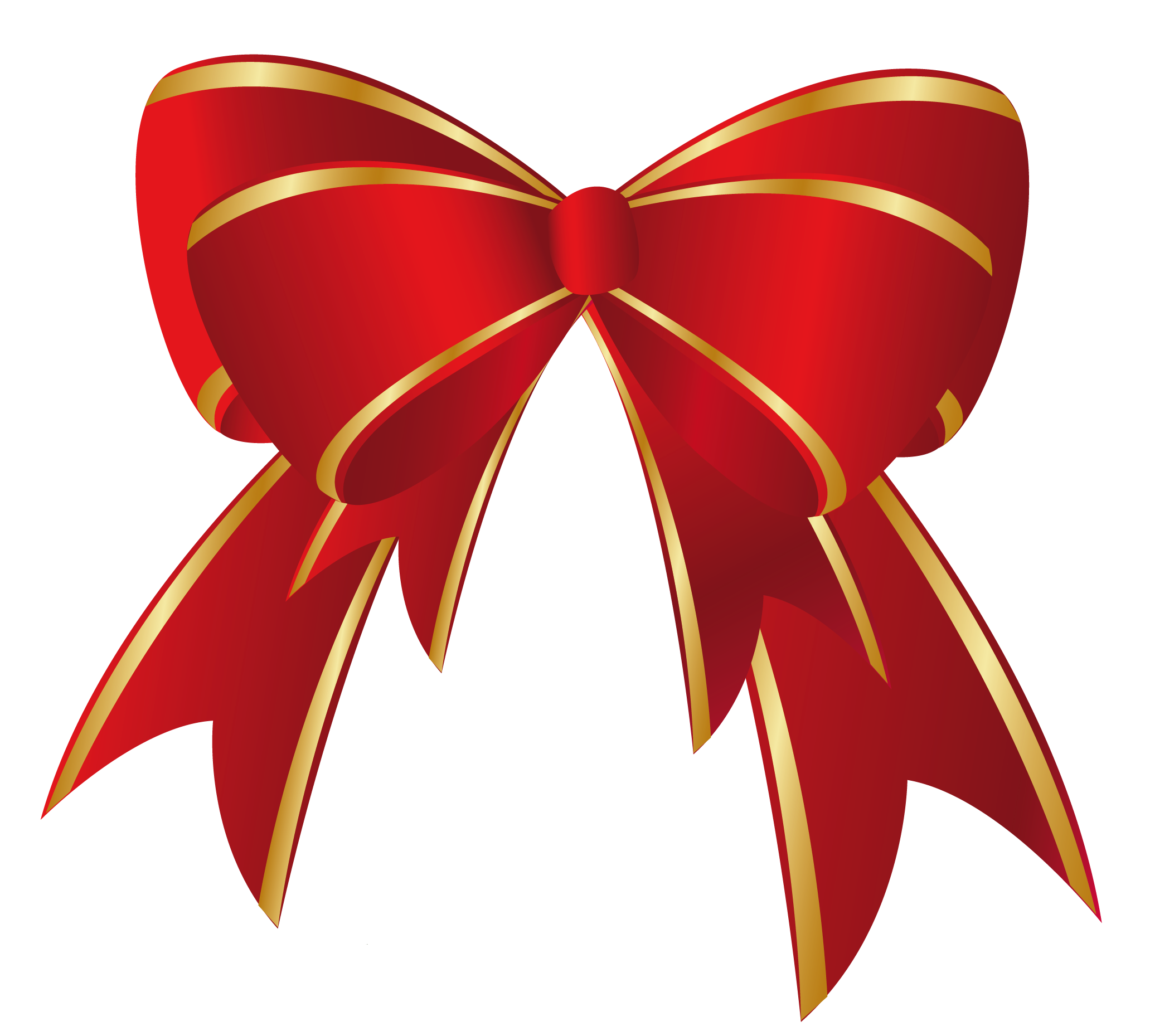 2063x1859 Christmas Red Gold Bow Png Clipartu200b Gallery Yopriceville