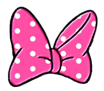 350x305 Minnie Mouse Bow Clipart 4