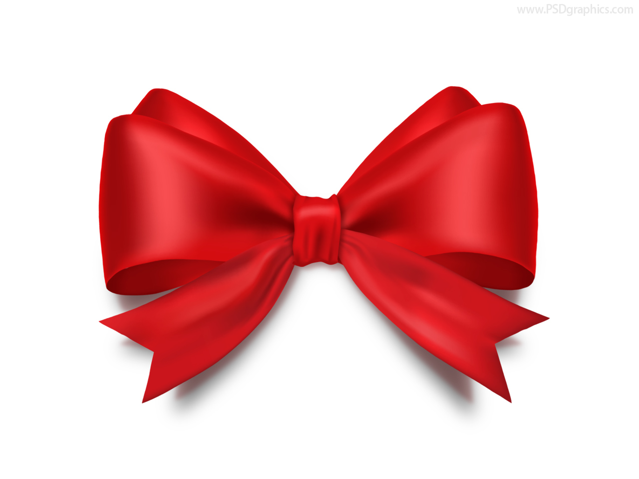 1280x960 Pink Bow Ribbon Clipart