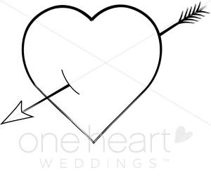 300x259 Cupid Arrow Clipart Cupid Heart Images