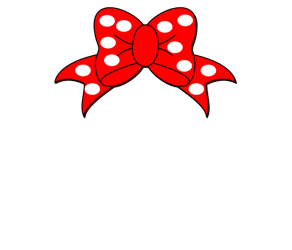 600x514 Minnie Mouse Bow Free Minnie Mouse Clipart Download Clip Art