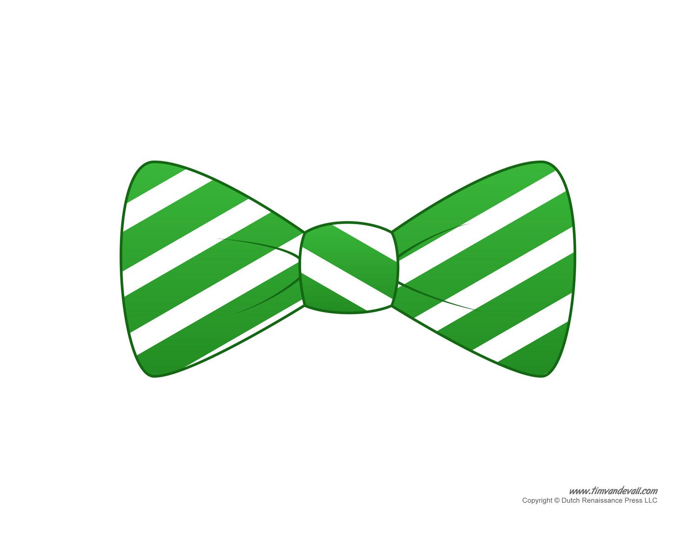 1500x1159 Striped Bow Tie Clipart