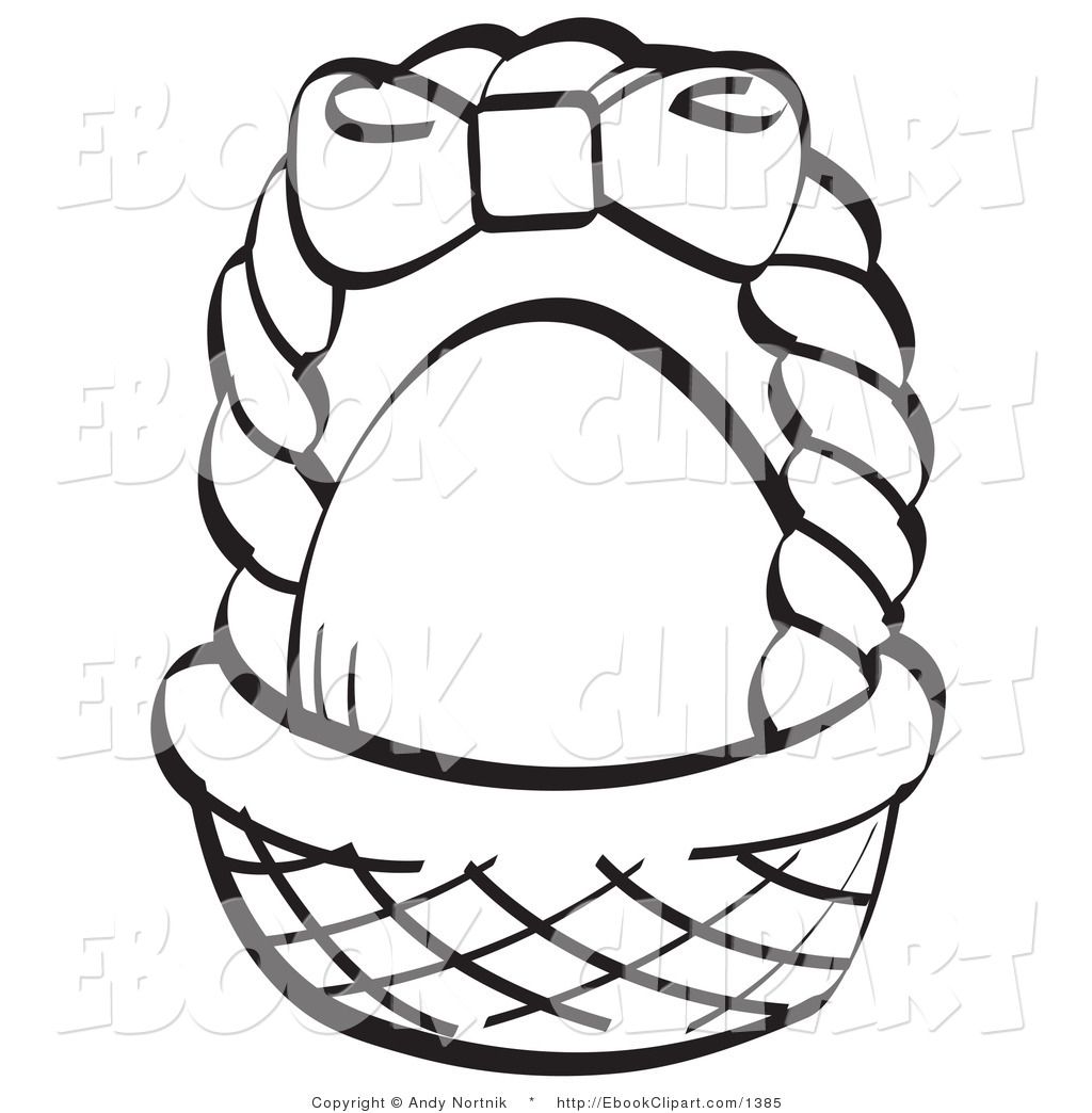 1024x1044 Vector Clip Art Of A Coloring Page Of An Egg In A Brown Easter