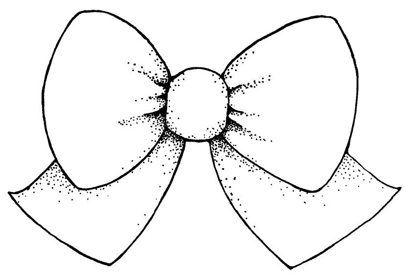830x569 Bow Clip Art