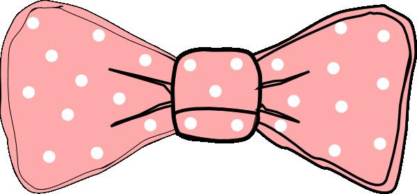 600x280 Bow Tie Clipart Color