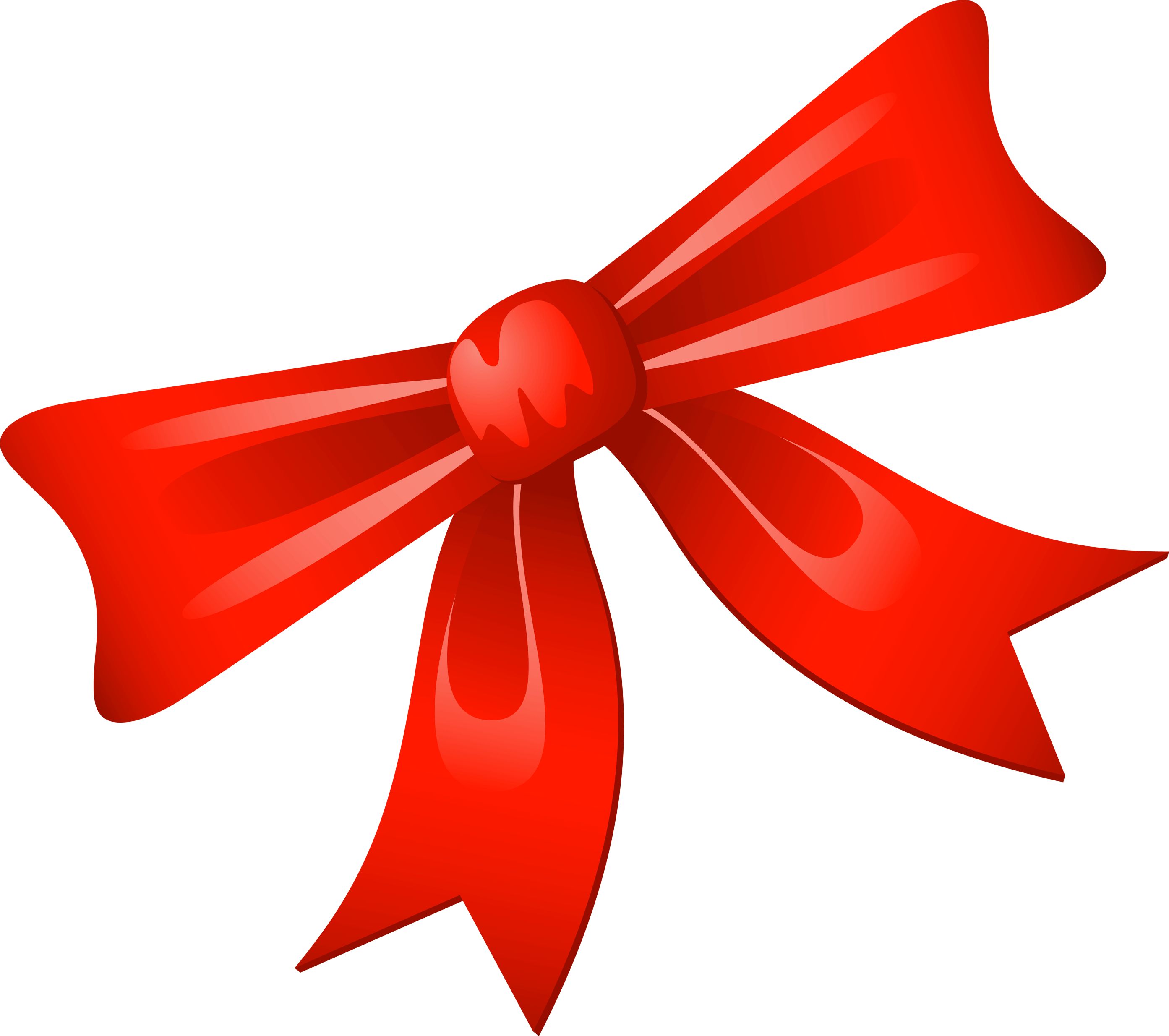 2786x2469 Christmas Bow Clipart