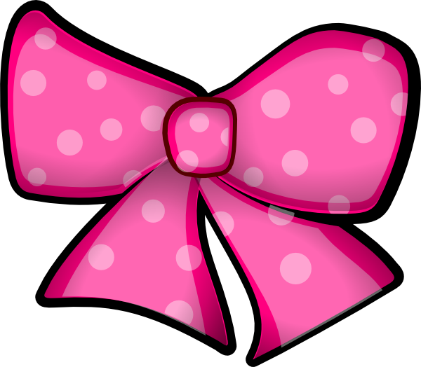 600x524 Free Bow Clip Art Pictures