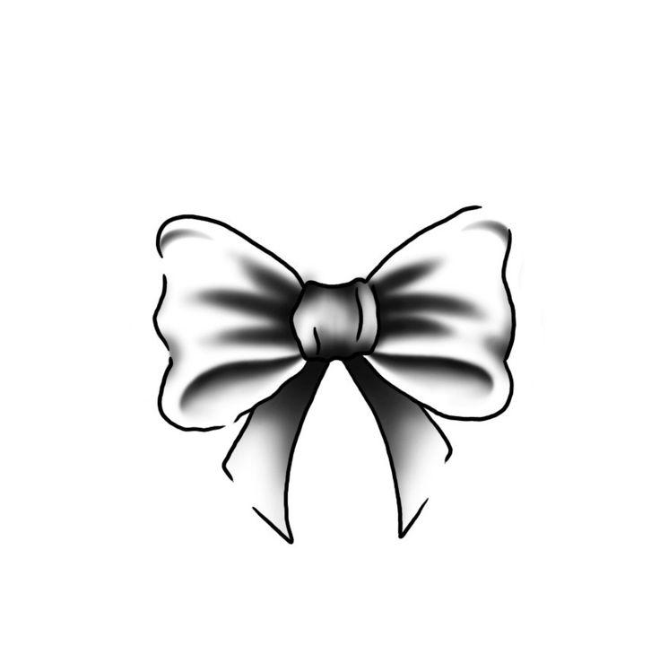 736x749 Best 25+ Bow tattoos ideas Bow tattoo foot, Bow