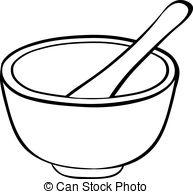 193x194 Bowl Clipart Bowl Spoon