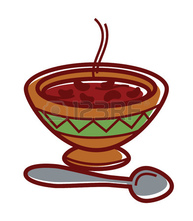 Bowl Of Chili Clipart