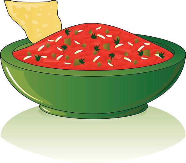 612x534 Chili Clipart Bowl Salsa