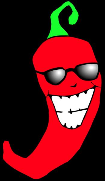 350x602 Chili Clipart Pepper