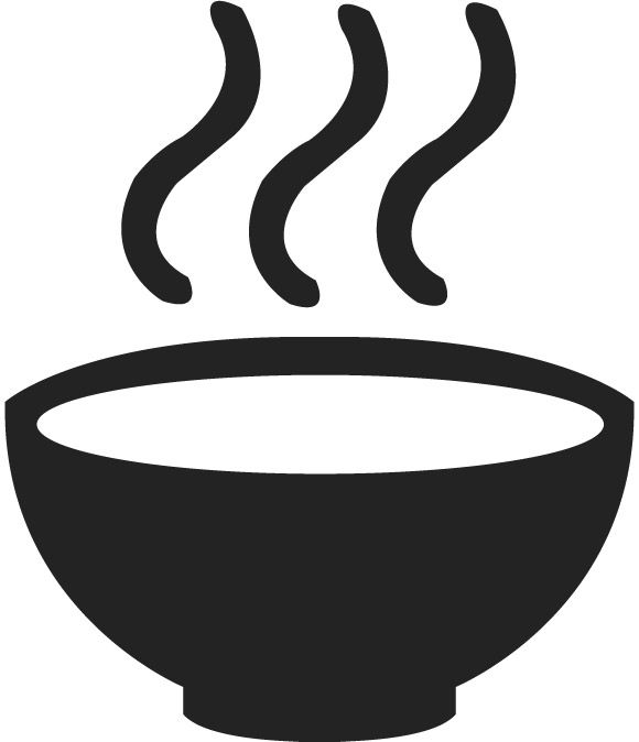 580x674 Soup Bowl Clipart