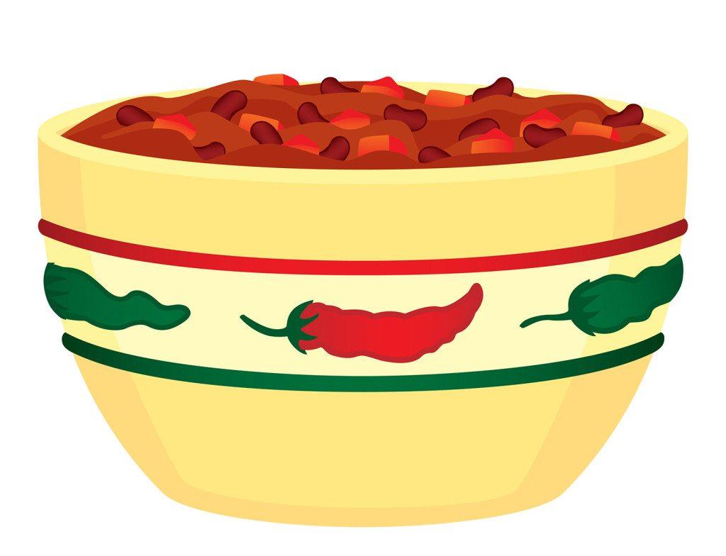 1024x784 Bowl Clipart Chili Bowl