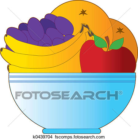 450x458 Drawings Of Fruit Bowl K0439704