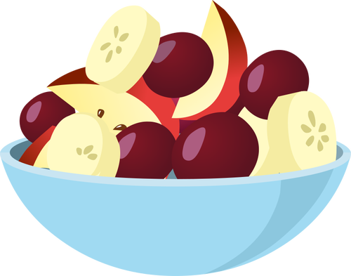 500x393 763 Free Fruit Bowl Clipart Public Domain Vectors