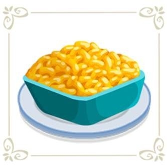 333x333 Free Macaroni And Cheese Clipart