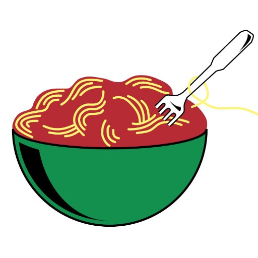 512x512 Graphics For Bowl Pasta Graphics