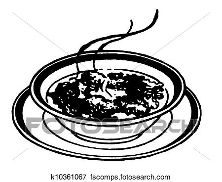 450x368 Bowl Soup Illustrations And Clip Art. 412 Bowl Soup Royalty Free