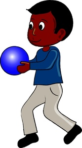166x300 Bowling Clipart Image