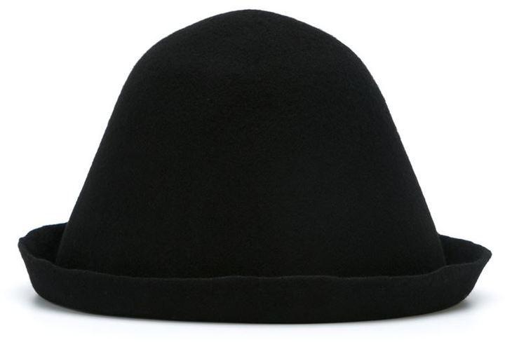 720x488 Comme Des Garcons Comme Des Garons Homme Plus Wool Bowler Hat