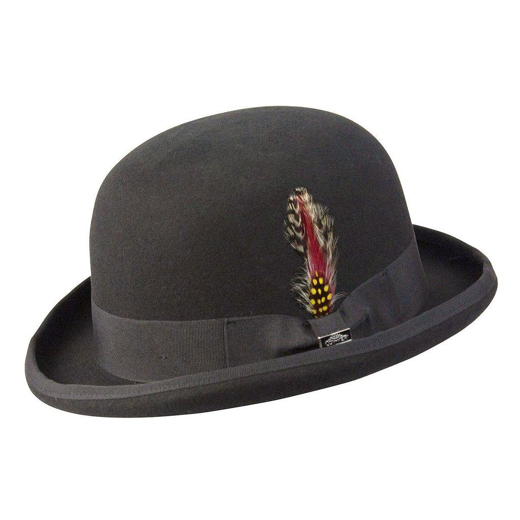 1024x1024 Humphrey Wool Bowler Hat Conner Hats