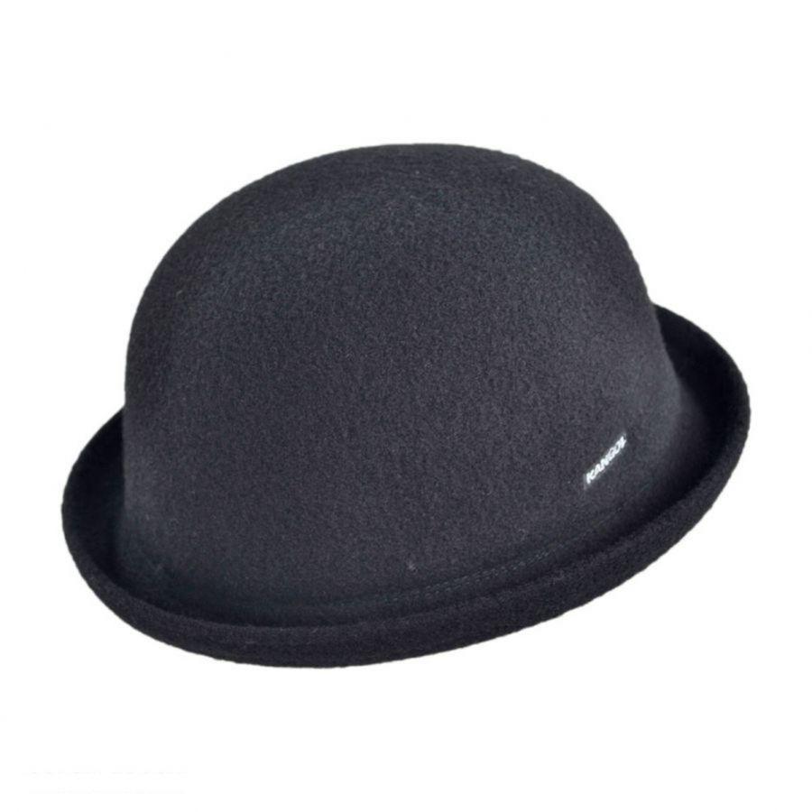900x900 Kangol Wool Bombin Bowler Hat Derby Amp Bowler Hats
