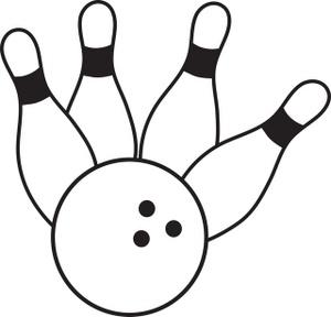 300x288 Bowling Clip Art 14 300x288 {Very Cherry Bowling}