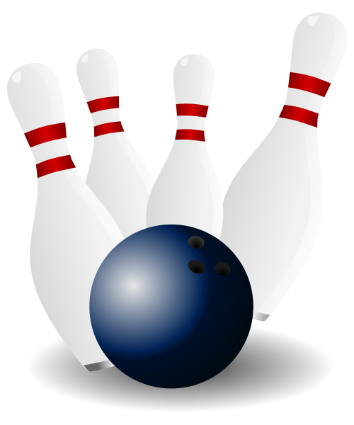 500x600 Bowling Png Clip Arts For Web